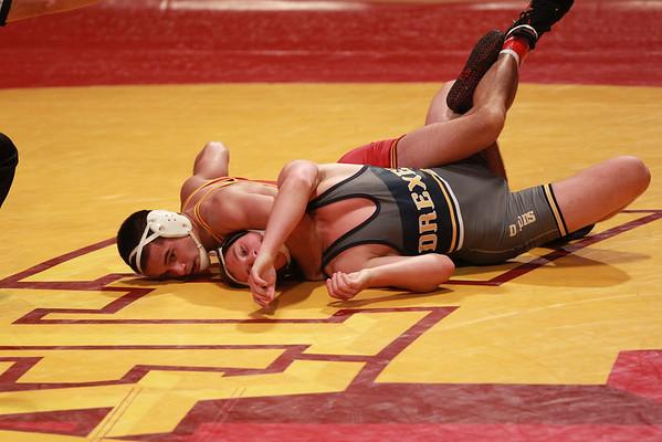 ISU Wrestling