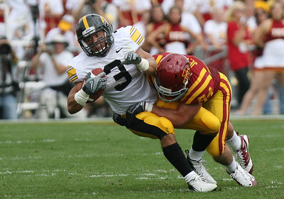 ISU vs Iowa 2009
