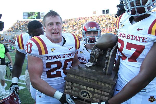 Iowa vs Iowa State 2012