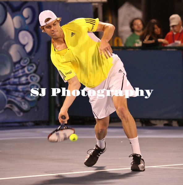 Sam Querrey<br /> 2009 Delray Beach International Tennis Championships - Second <br /> Round<br /> Delray Beach, FL  USA - 02.26.09