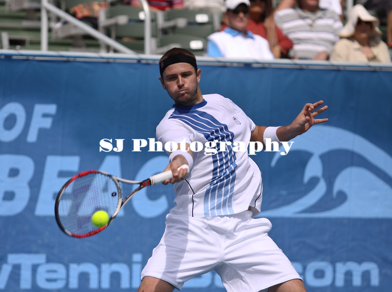 Mardy Fish<br /> 2009 Delray Beach International Tennis Championships - Quarter Finals<br /> Mardy went on to win tennis tournament.<br /> Delray Beach, FL  USA - 02.27.09