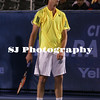 Sam Querrey<br /> 2009 Delray Beach International Tennis Championships - Second <br /> Round<br /> Querrey showing his emotions as he is defeated by Christophe Rochus<br /> Delray Beach, FL  USA - 02.26.09