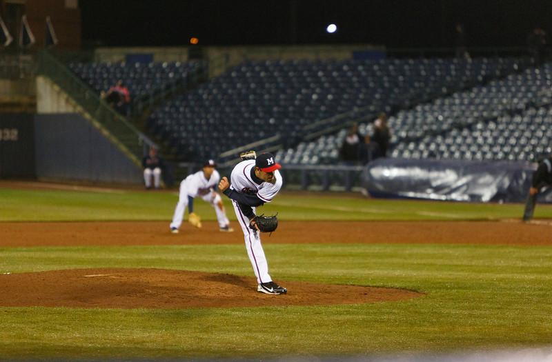 Mississippi Braves home opener
