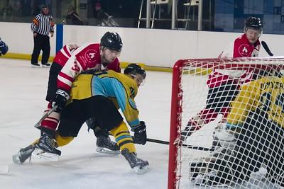 Ice Hockey match. 22.01.2017
