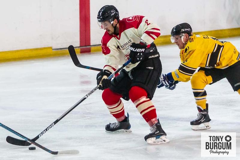 Billingham Stars Ice Hockey v Sutton Sting