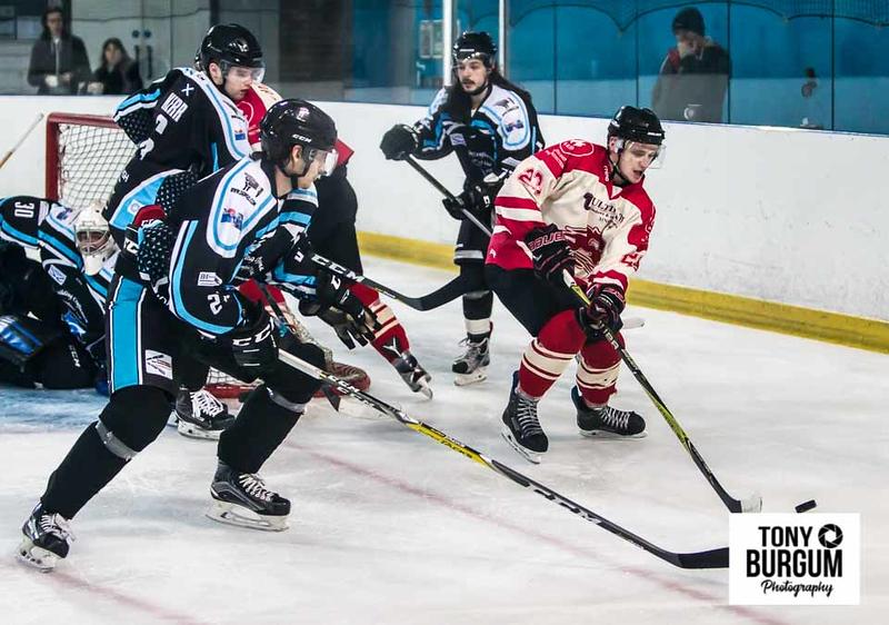 Billingham Stars Ice Hockey v Solway Sharks