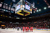 March 3, 2013; Detroit, MI, USA; A general view of the Joe Louis Arena during the National Anthem before the game between the Detroit Red Wings and the Chicago Blackhawks . Mandatory Credit: Tim Fuller-USA TODAY Sports