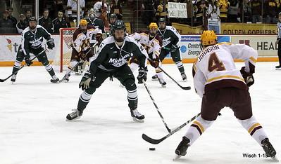 Gopher Mens Hockey vs Michigan State Jan 15th 2016
