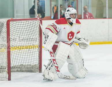 Orange Lutheran High School Hockey vs Santa Margarita 3-3-17 (photo: Joe Lester)