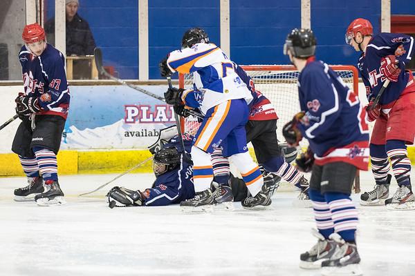 Islanders v Slough Jets 12/12/15