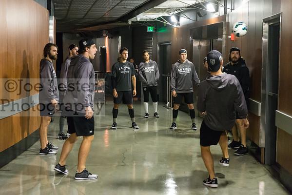 LA Kings vs Anaheim Ducks 11-1-16