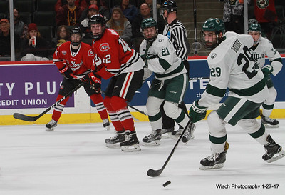 St Cloud State vs Bemidji North Star College Cup 2017