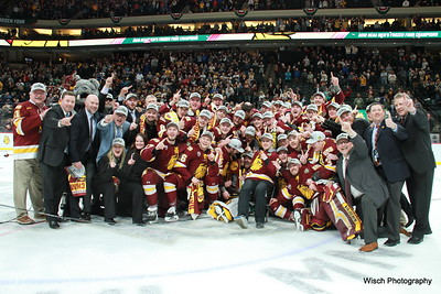 UMD Frozen Four - 2018 NCAA CHAMPIONS - Team Photos