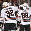 NHL: Chicago Blackhawks at Detroit Red Wings