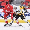 NHL: Preseason-Pittsburgh Penguins at Detroit Red Wings