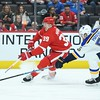 NHL: St. Louis Blues at Detroit Red Wings