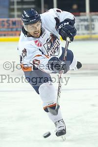 Ontario Reign vs Stockton Thunder 4-23-14 (ECHL Playoffs)