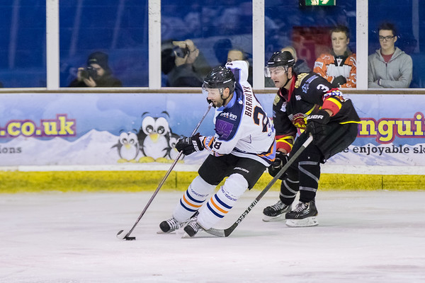 Phantoms v Blackburn Hawks 14/12/14