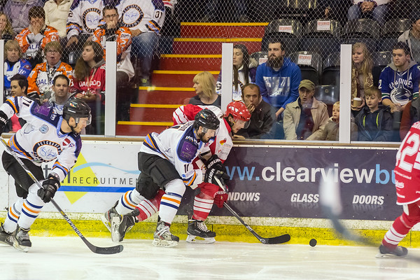 Phantoms v Swindon Wildcats 5/10/14