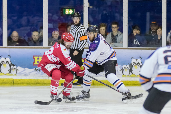Phantoms v Swindon Wildcats Playoff Leg 2