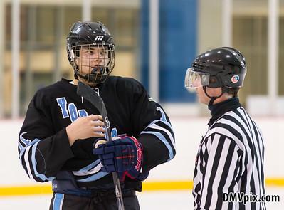 Yorktown @ W-L JV Ice Hockey (24 Jan 2014)