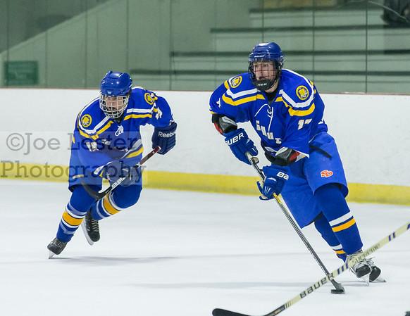 UCSB Hockey vs UCLA 10-21-16