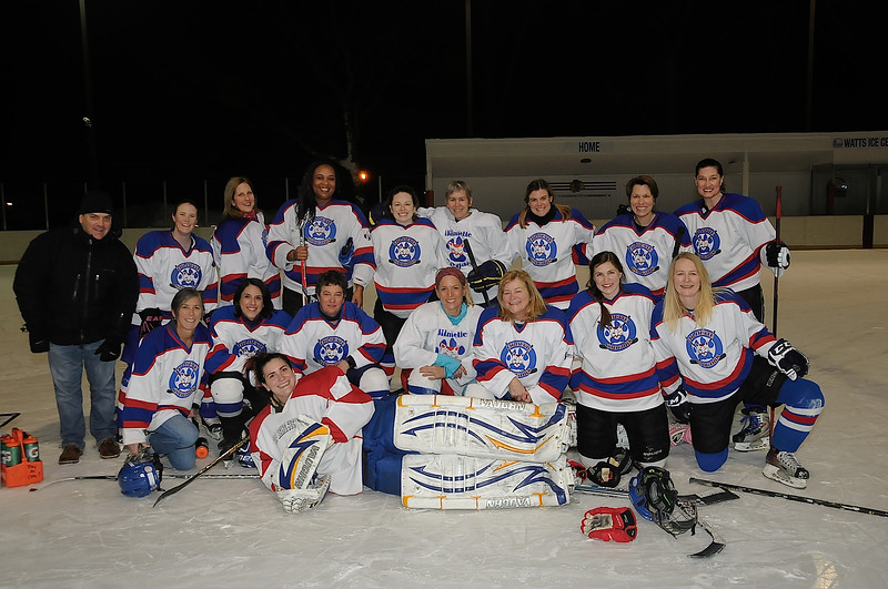 Wilmette Cougars Team Photo