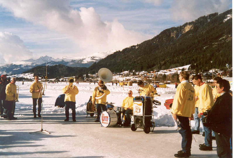 music on the ice (weissensee)