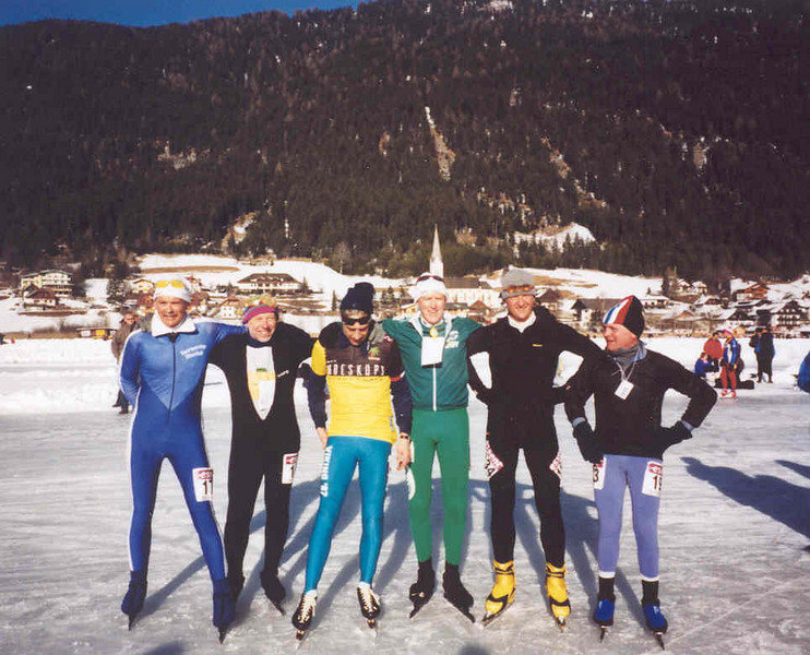 winners of the rapid tour, including Harry (weissensee )