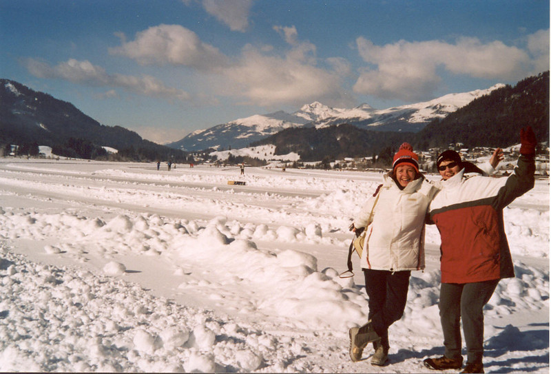 Marian and Joke (weissensee2004-05)
