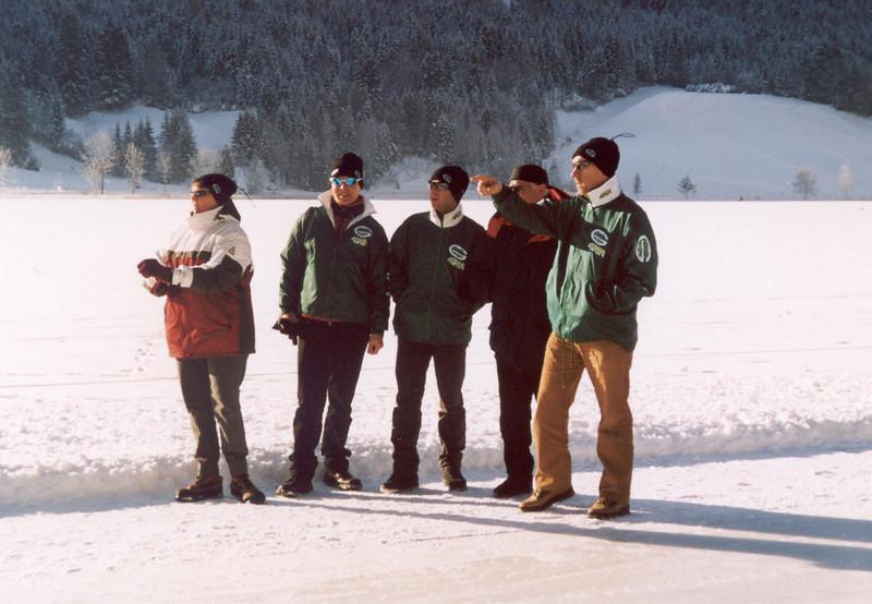 Gubbels Skating Team (weissensee2004-03)
