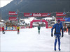Finish 200km. (Weissensee)
