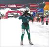 200 km finish (Weissensee)