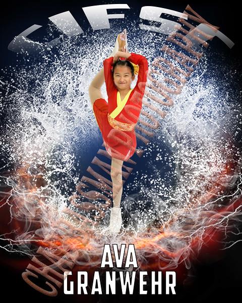 Ava CIFSC poster