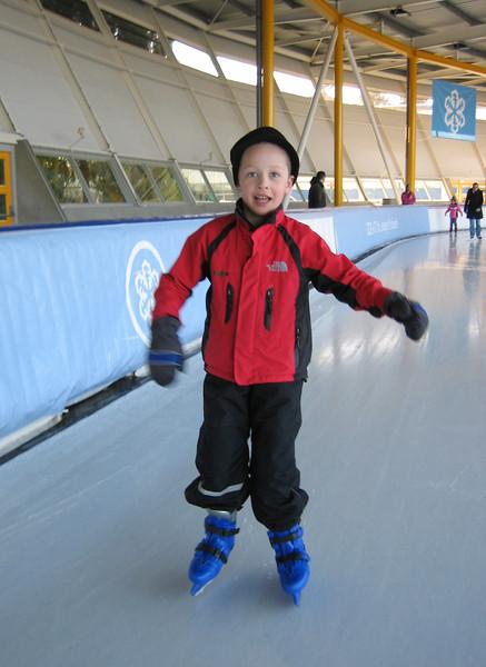 Stijn Skating at Ice Sport Center Eindhoven