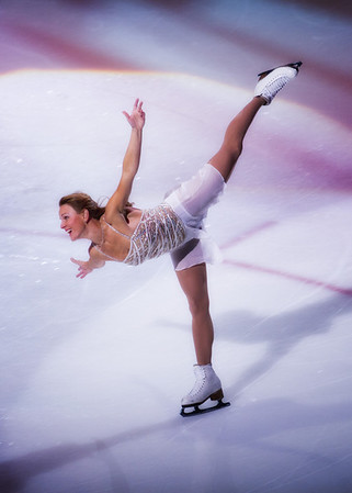 An Evening with Scott Hamilton and Friends 2011<br /> <br /> Ekaterina Gordeeva (Olympic Gold Medalist)