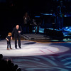 An Evening with Scott Hamilton and Friends 2011<br /> <br /> Scott Hamilton and his son.