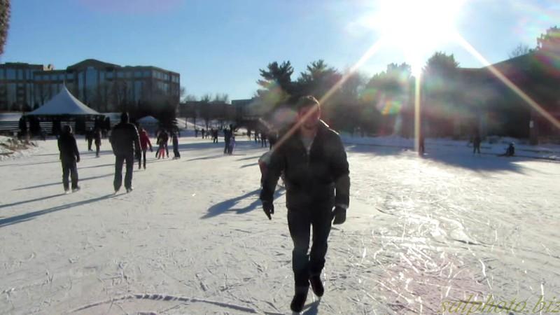 "Centennial Lakes Park: Ist Time Ice Skaters in Edina, Minnesota<br /> <a href=""https://youtu.be/uPeIP9KImu8"">https://youtu.be/uPeIP9KImu8</a>"