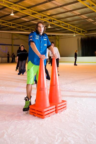 Ice Skating & Hockey