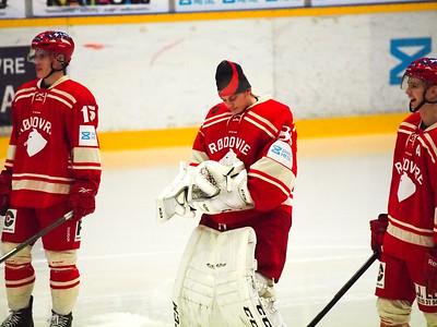 Icehokey Rødovre vs Frederikshavn 2014. Foto Martin Bager.     Frederikshavn won after sudden death.JPG