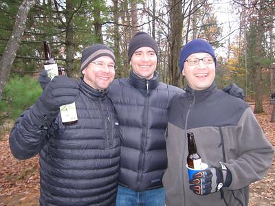 Rob, Jon, Scott
