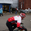 Record-Eagle/Keith King<br /> Preparations take place Saturday, November 2, 2013 in Kalkaska prior to the start of the 24th annual Iceman Cometh Challenge bicycle race.