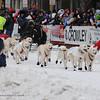 Anchorage, Alaska  Iditarod Ceremonial Start XXXVI