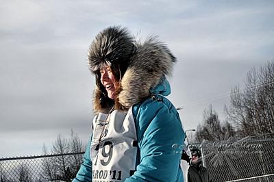Iditarod Ceremonial XXXVIIII