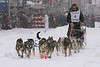 William Pinkham of Glenwood Springs, Colorado,  is racing his seventh Iditarod.