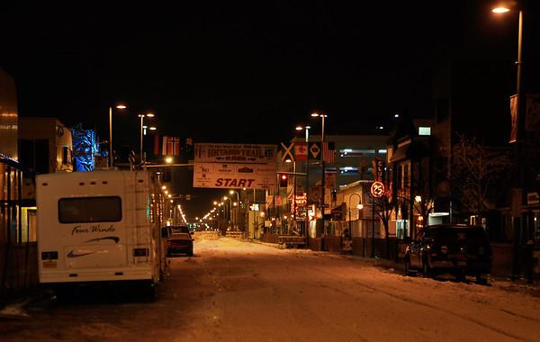 Iditarod XLI - The Beginning
