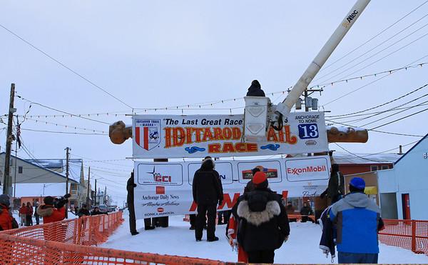 Iditarod XLI - The End