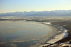 Leaving Anchorage on a beautiful Sunday morning, March 9.