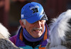 Dick Mackey, who won the closest Iditarod finish ever, the 1978 race in which he defeated Rick Swenson by one second.