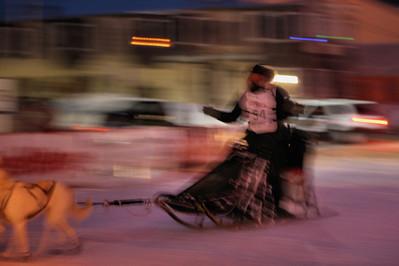 Iditarod XXXIX - The Finish